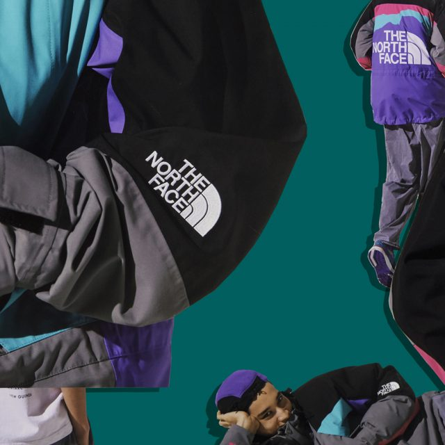 NORTH FACE X INVINCIBLE 2