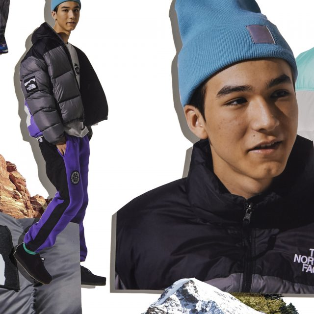NORTH FACE X INVINCIBLE 3